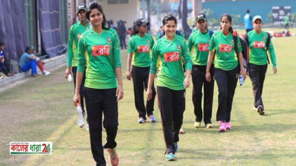 বাংলাদেশ নারী ক্রিকেট দল টেষ্ট স্ট্যাটাস পেল